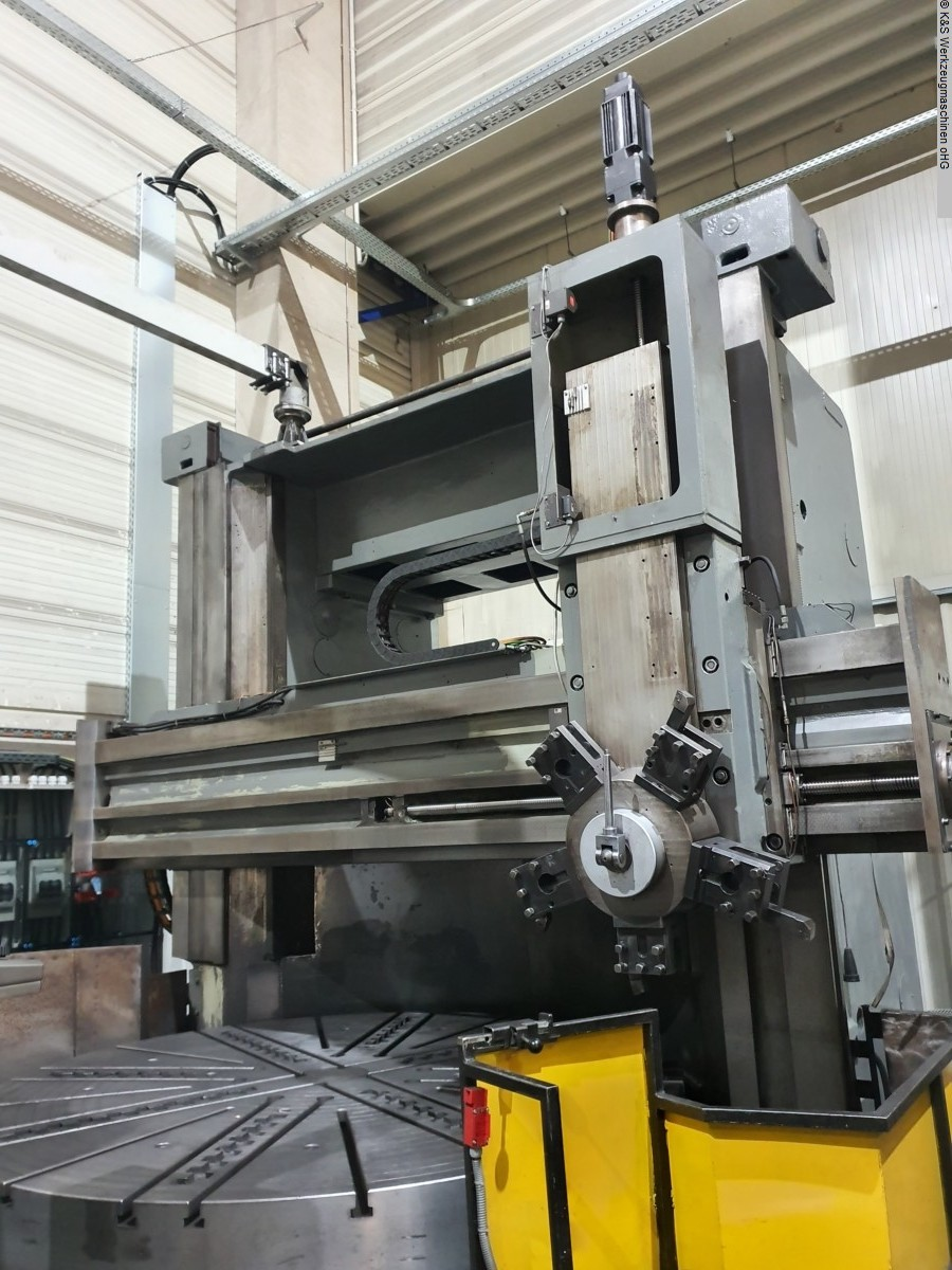 used Lathes Vertical Turret Lathe - Single Column TITAN SC27