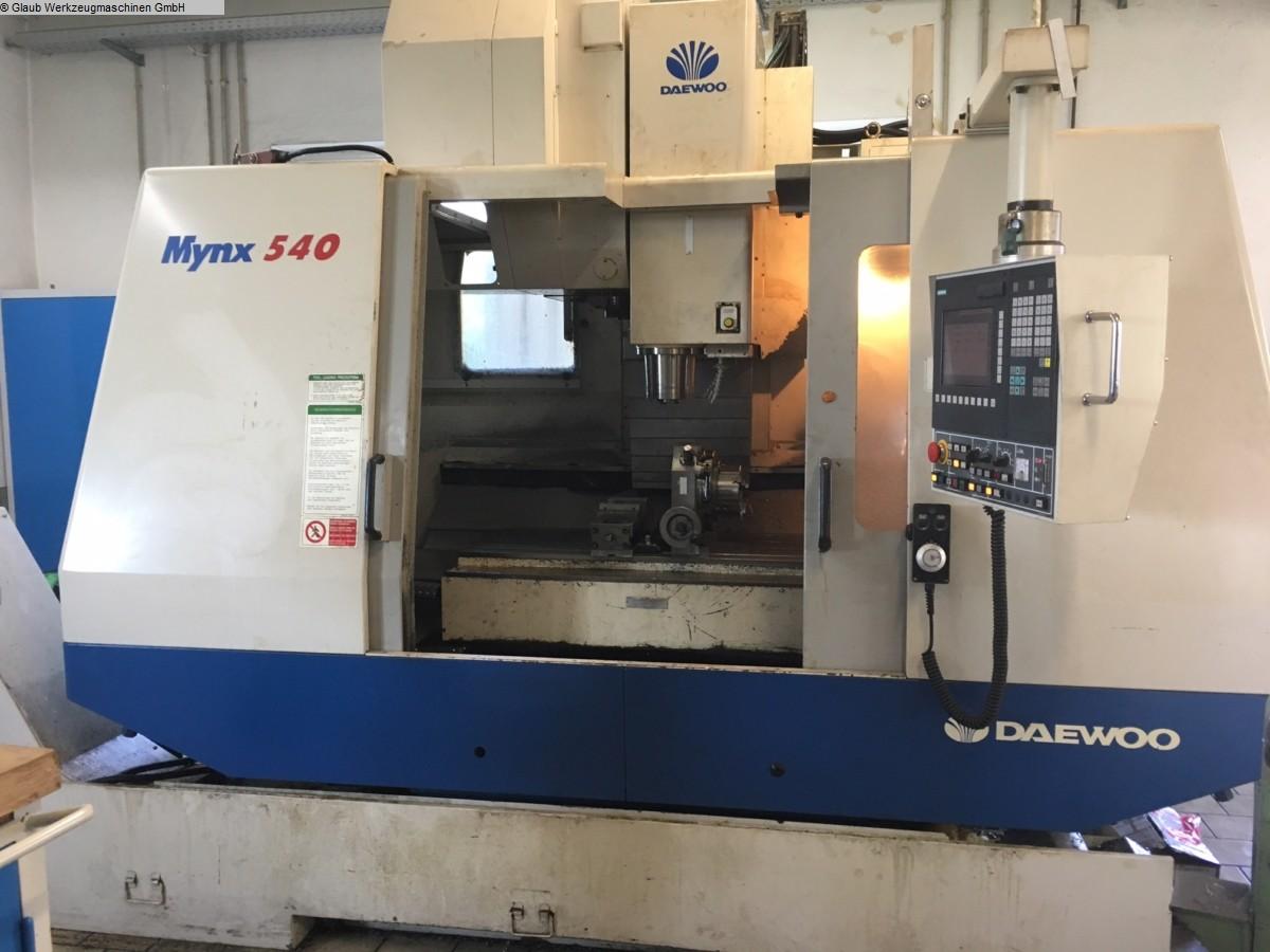 Bearbeitungszentrum DAEWOO Mynx-500