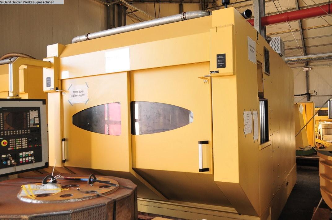 gebrauchte Maschine Bearbeitungszentrum  4 Achs ANGER HCP 2/4