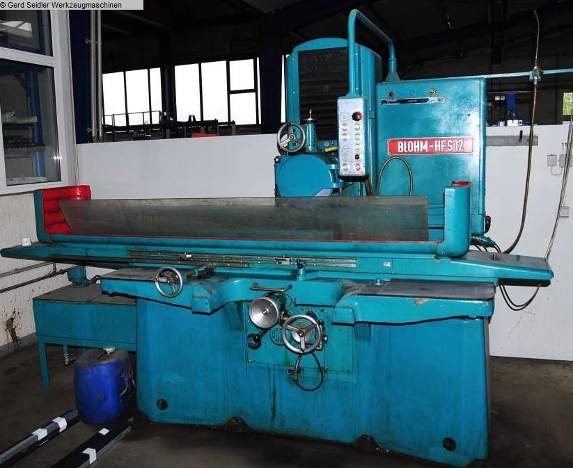 gebrauchte Maschine Flachschleifmaschine BLOHM HFS 12.3