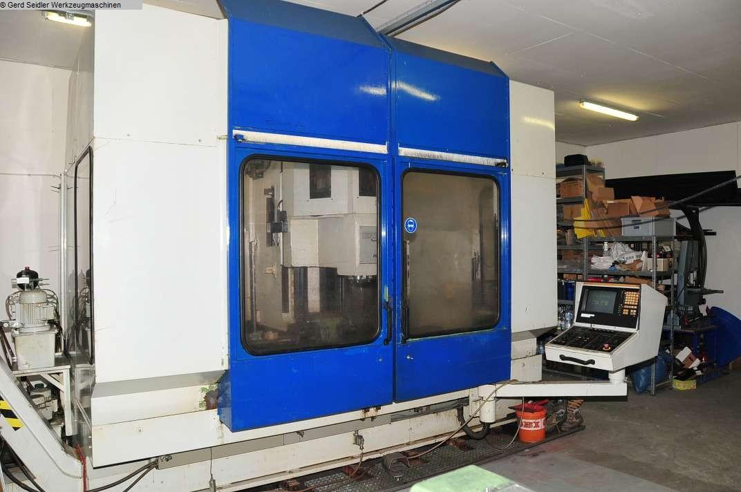 gebrauchte Maschine Bearbeitungszentrum  4 Achs Norte VS 2000