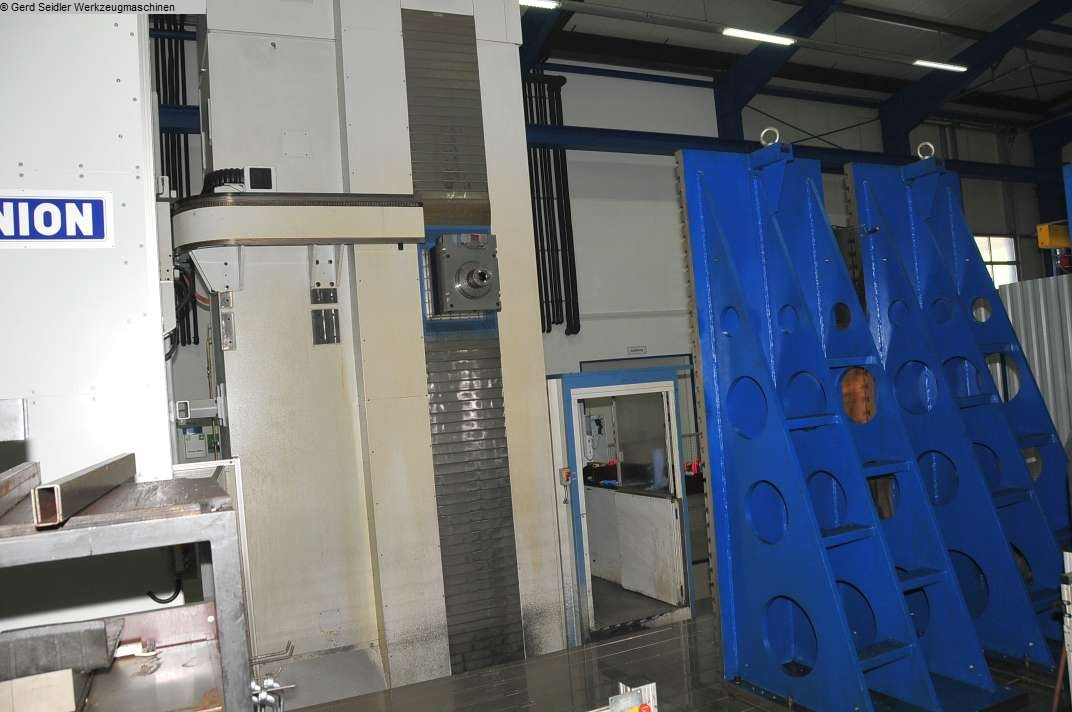 used Drilling and Milling M/C UNION PCR 150