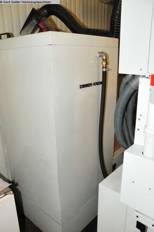 gebrauchte Maschine Erodiermaschine Zimmer+Kreim ZK 1200