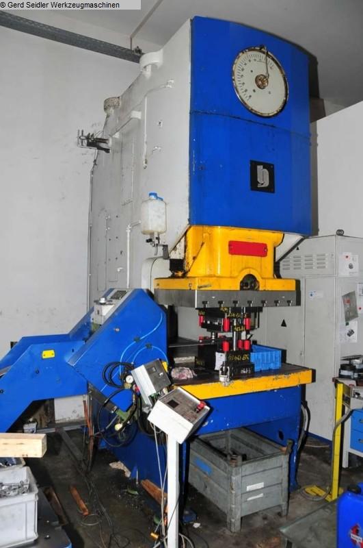 used Presses Eccentric Press - Single Column BLEMA-GOTHA PEE III 160