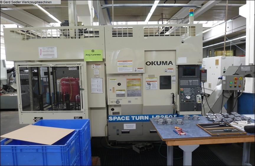 gebrauchte CNC Drehmaschine OKUMA Space Turn LB-250T