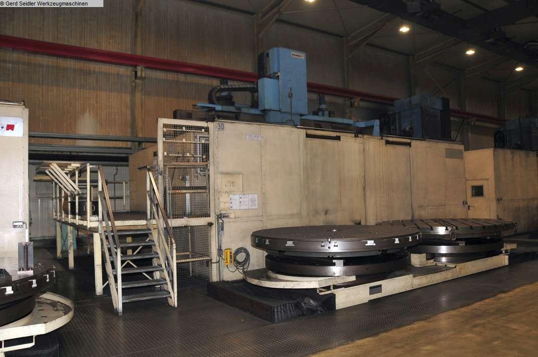 gebrauchte  Karusselldrehmaschine - Doppelständer SCHIESS VMG 4-PWS
