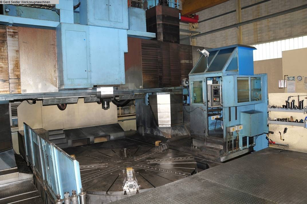 used  CNC Turning- and Milling Center SCHIES5 VMG4 MA90