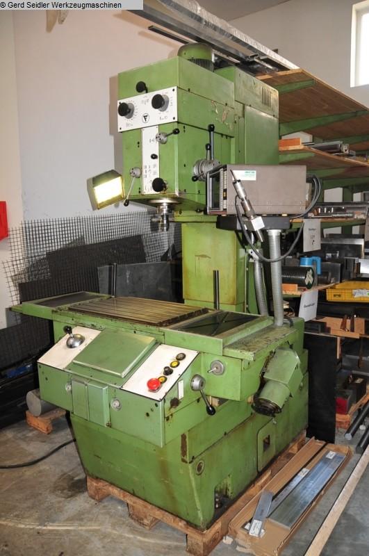 used  Jig Boring Machine - Single Column MIKROMAT BKoE 400x630