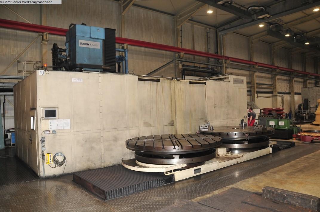 used  Machining Center - Universal SCHIESS HM-3-10