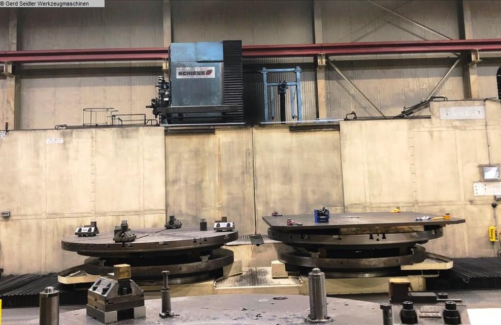 used  Machining Center - Universal SCHIESS HM-3-20