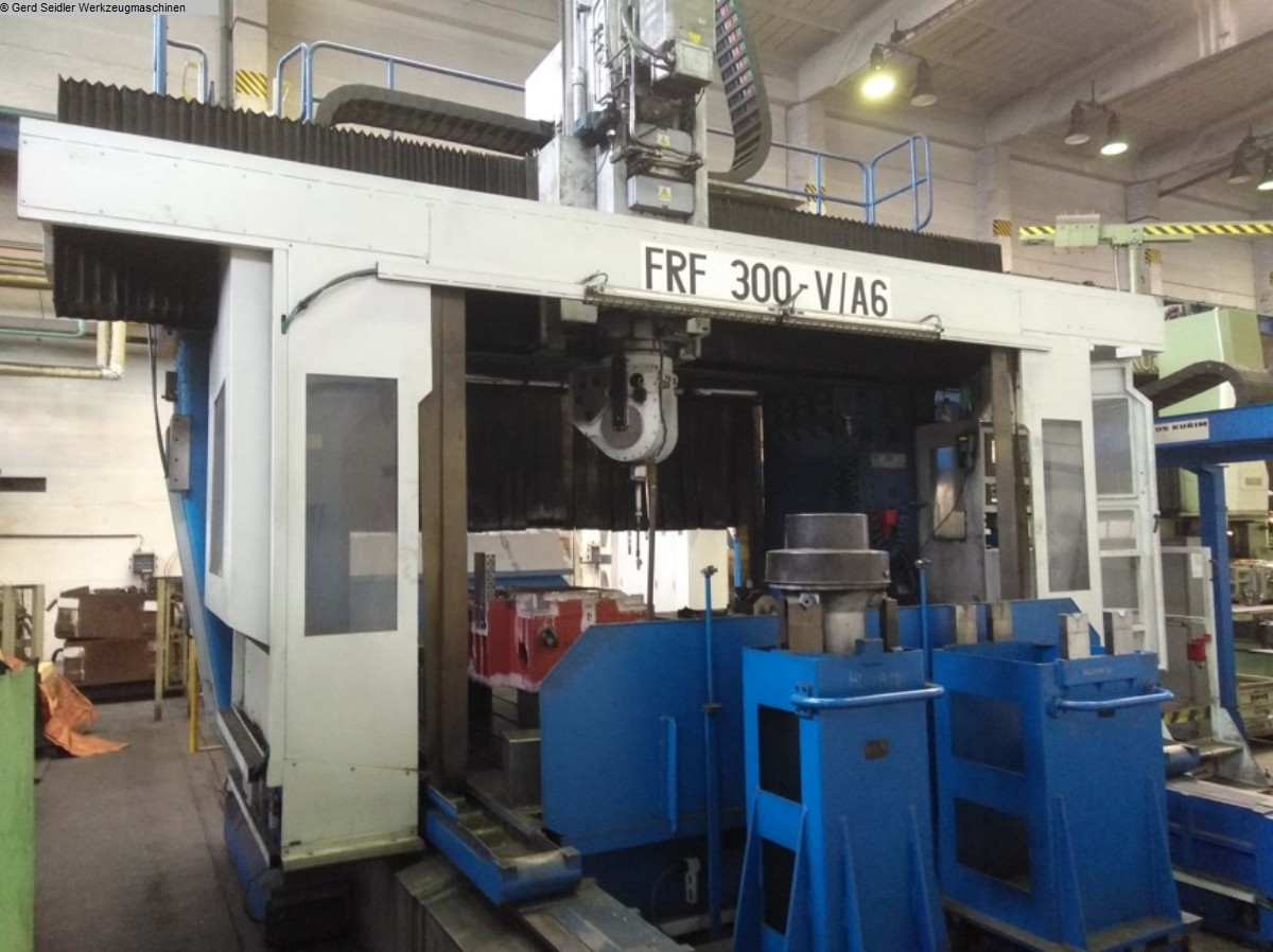 used Milling machines Planer-Type Milling M/C - Double Column TOS - KURIM FRF 300 - V / A6