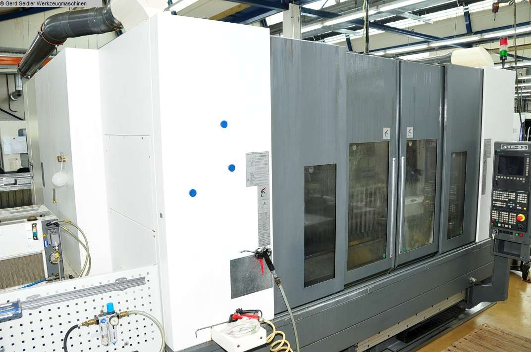 used CNC Turning- and Milling Center CHIRON Mill 2000