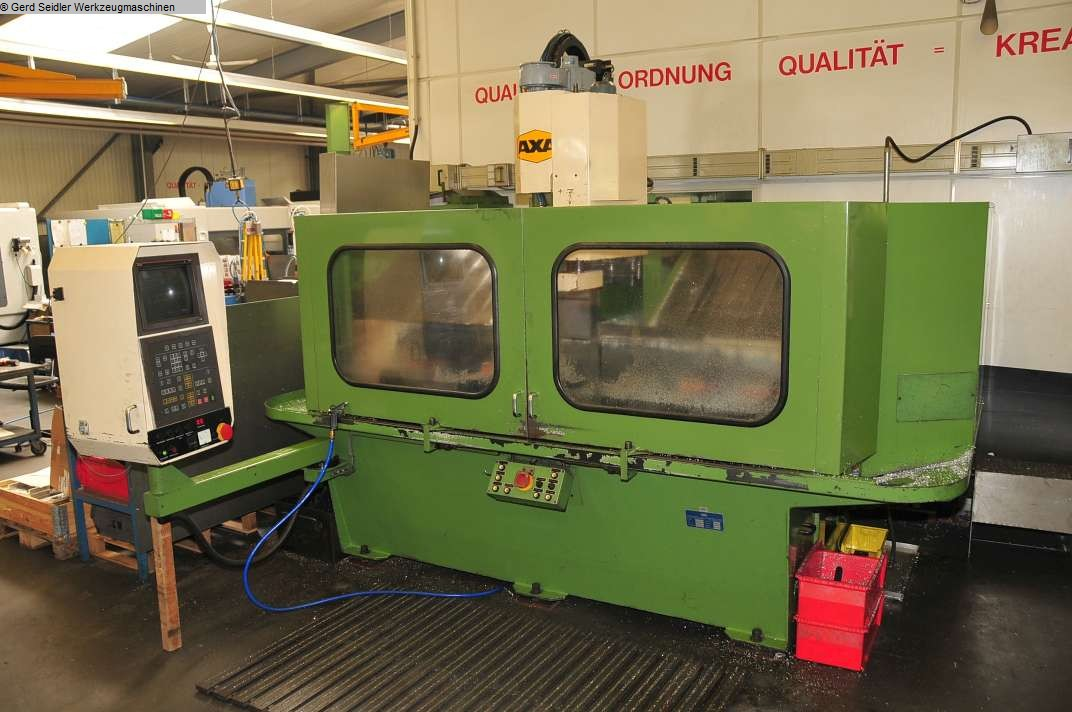 used Milling Machine - Vertical AXA VSC 1 - M