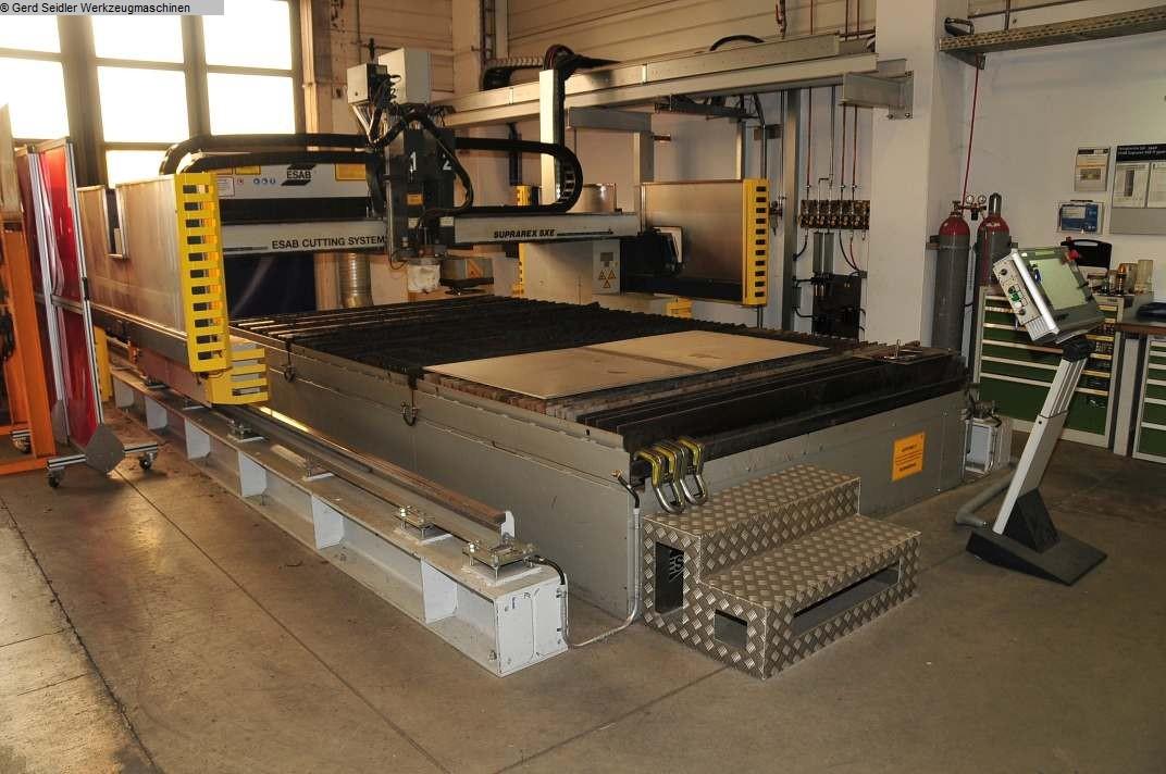 used Welding machines Plasma Cutting Device ESAB Suprarex SXE-P 3500