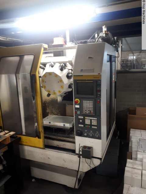 used Milling machines Milling Machine - Vertical FANUC Drill mate T model 10