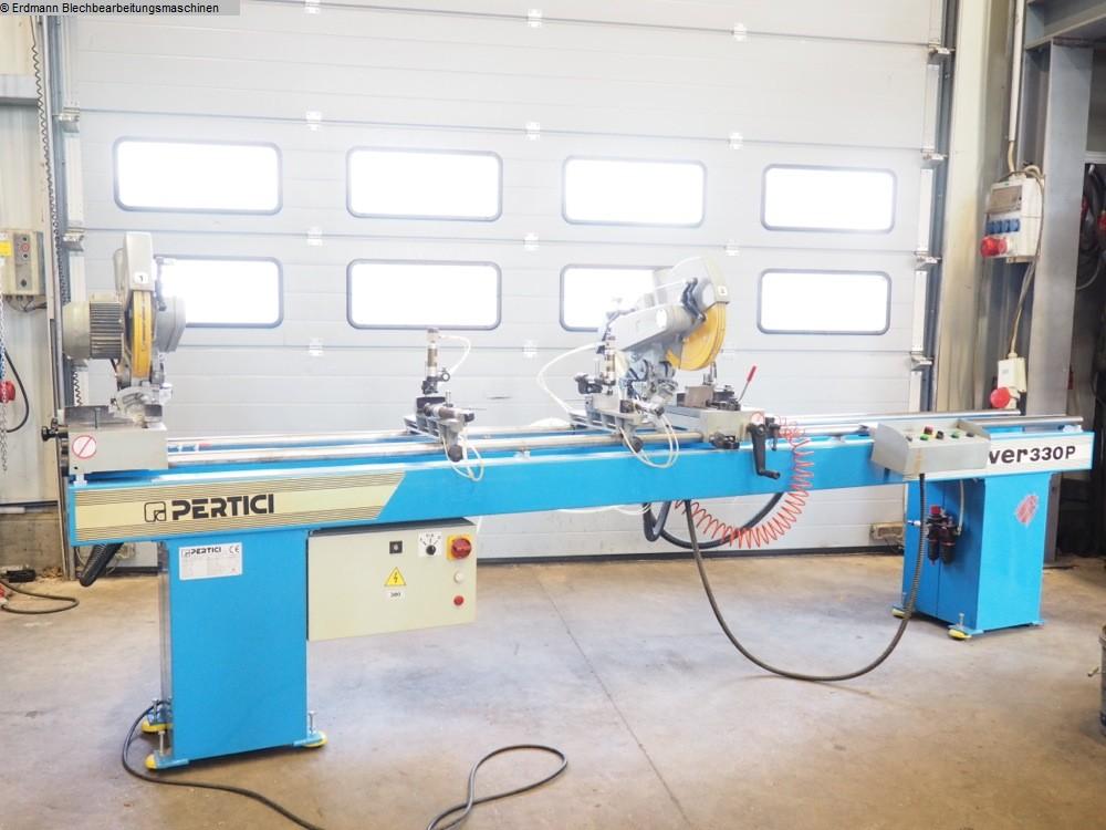gebrauchte Maschine Kaltkreissäge PERTICI Univer 330P