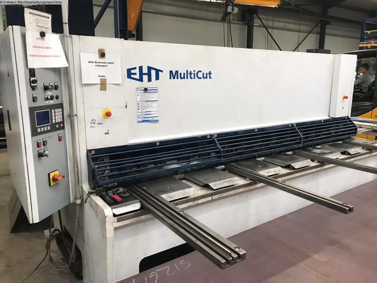 gebrauchte Maschine Tafelschere - hydraulisch EHT MultiCut 16 - 3000