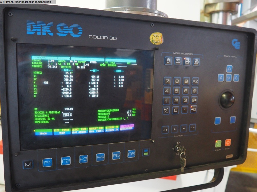 gebrauchte Maschine Abkantpresse - hydraulisch LOTZE 327- 3500 x 150t