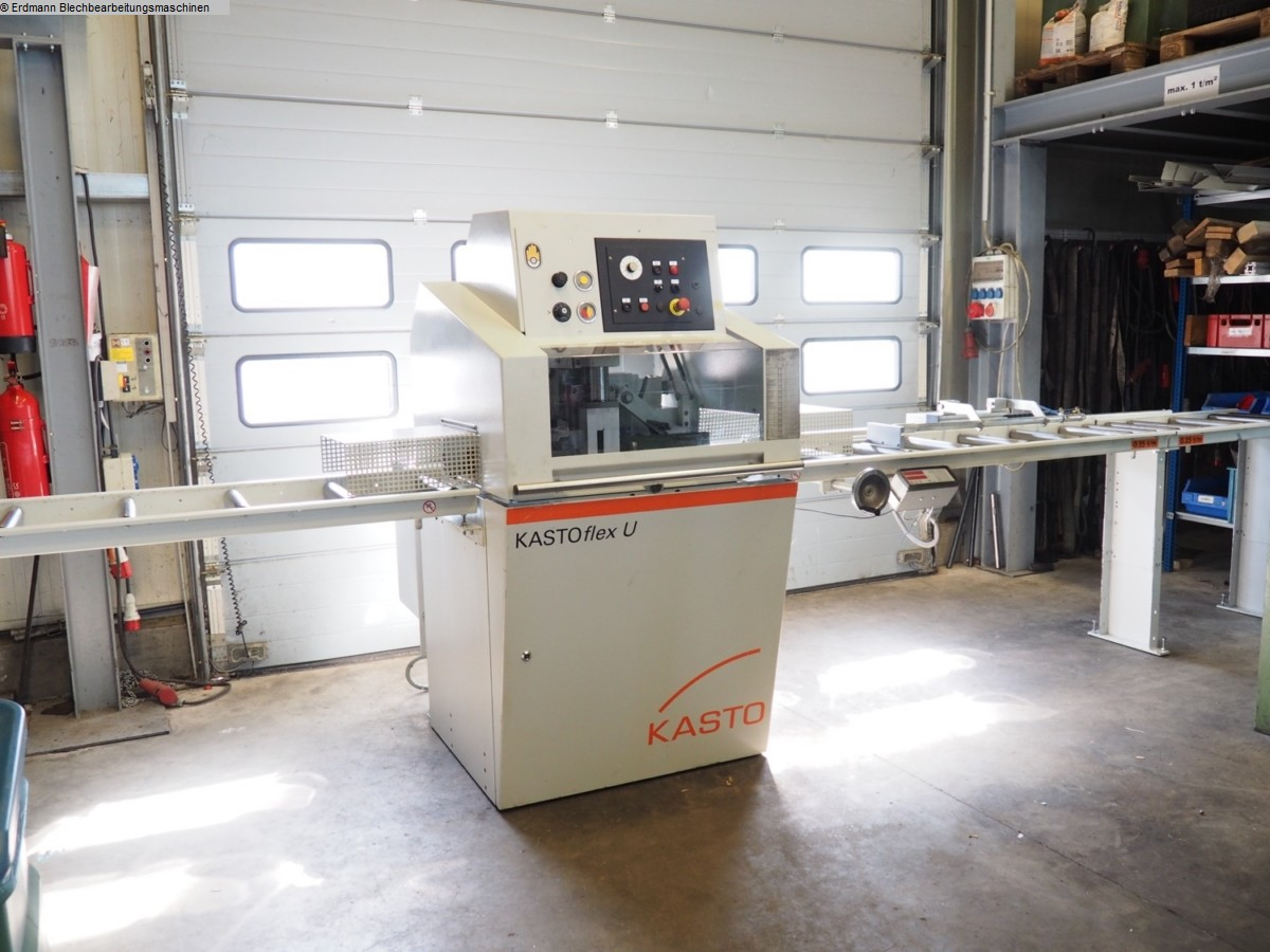 used Cold Circular Saw KASTO KASTOflex U