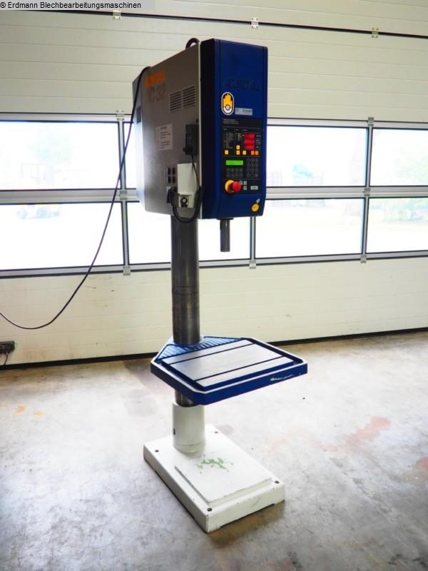 gebrauchte Säulenbohrmaschine ALZMETALL AC 32