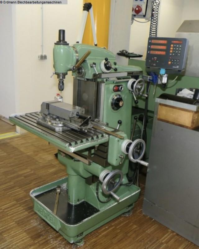 gebrauchte  Fräsmaschine - Universal DECKEL FP2
