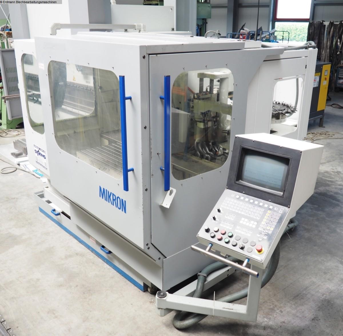 gebrauchte  Fräsmaschine - Universal MIKRON UM600