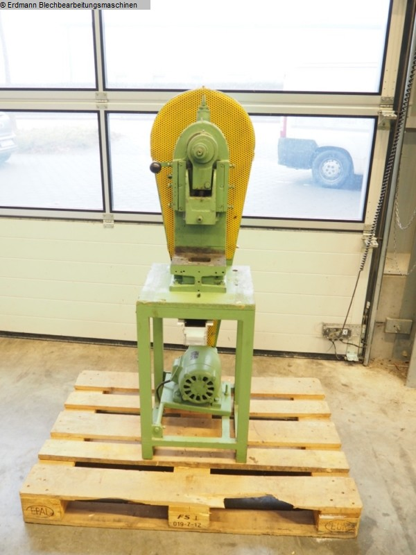 used Eccentric Press - Single Column Unbekannt 5000 kg