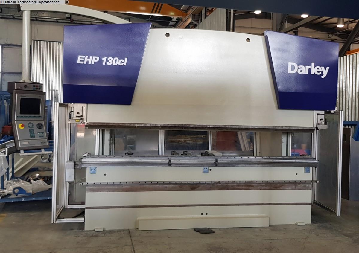 used Sheet metal working / shaeres / bending Hydr. pressbrake DARLEY EHP 130.31/25 3100mm x 130t