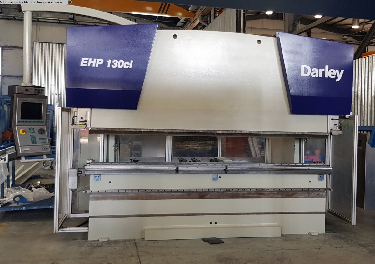 usinage Tôlerie / shaeres / pliage Hydr. presse plieuse DARLEY EHP 130.31 / 25 3100mm x 130t