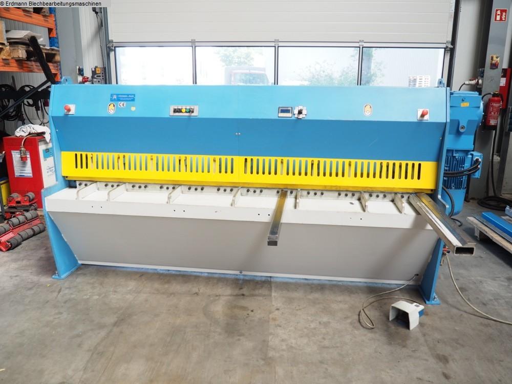 used Sheet metal working / shaeres / bending Plate Shear - Hydraulic STüCKMANN U. HILLEN 155.09 2550 x 3mm