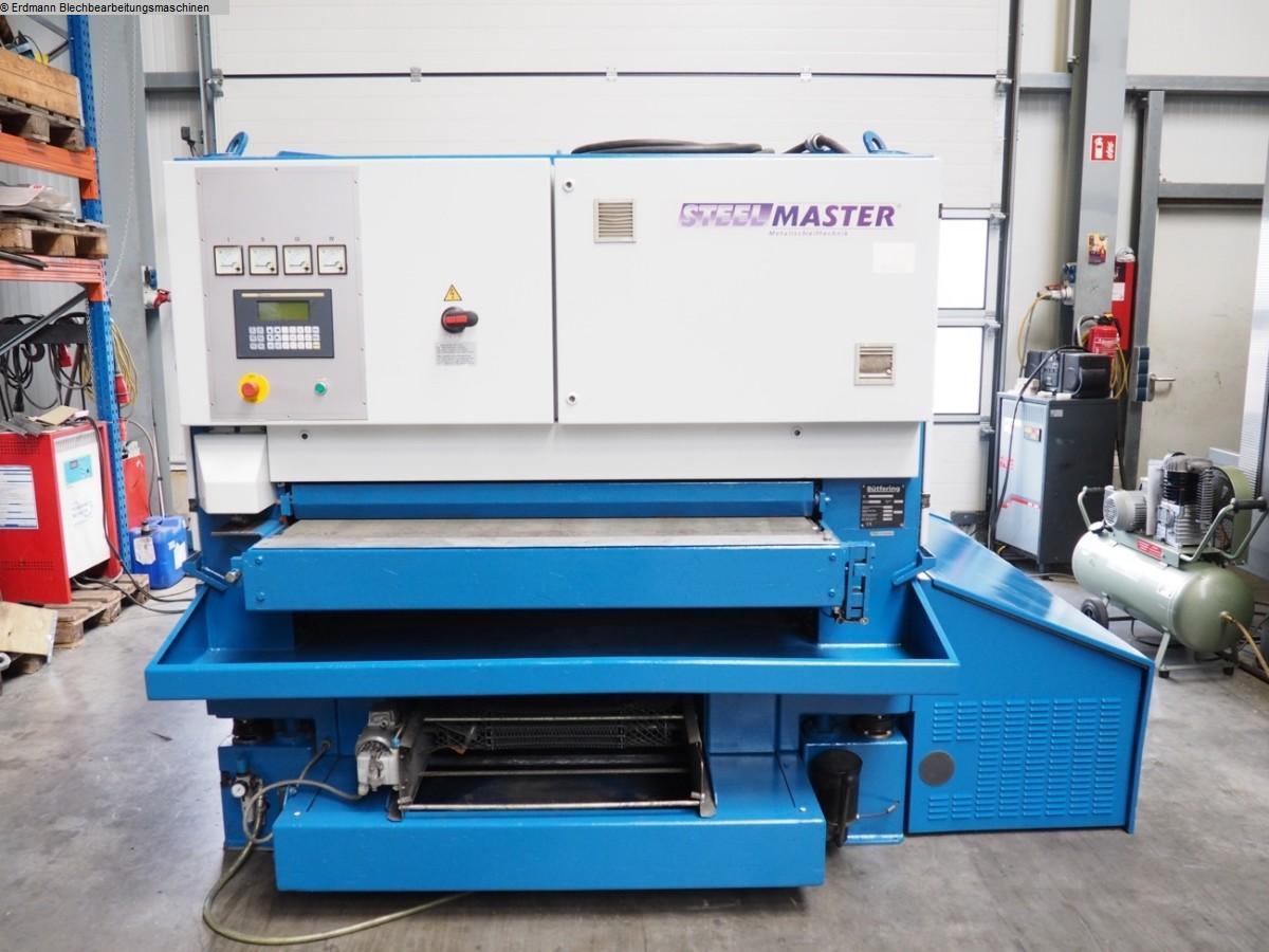 gebrauchte Sonstige Metallbearbeitungsmaschinen Entgratmaschine BÜTFERING Steel Master