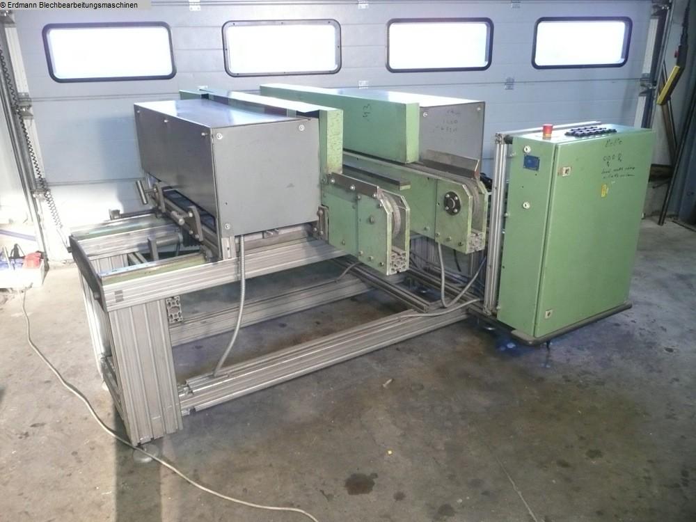 gebrauchte Sonstige Metallbearbeitungsmaschinen Entgratmaschine CARL ZEISS, JENA BEM 1000