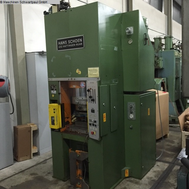 used Presses Double-Column Presse SCHOEN UTE/PZ 200