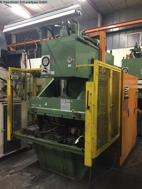 gebrauchte Pressen und Bördelmaschinen Einständerpresse - Hydraulisch MAE S40s