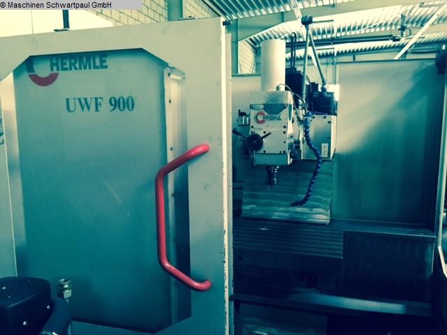 gebrauchte  Fräsmaschine - Universal HERMLE UWF 900