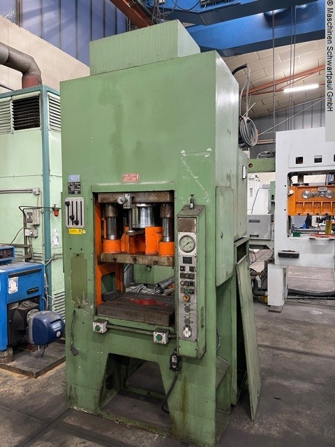 used  Double-Column Presse SCHOEN UTE 100