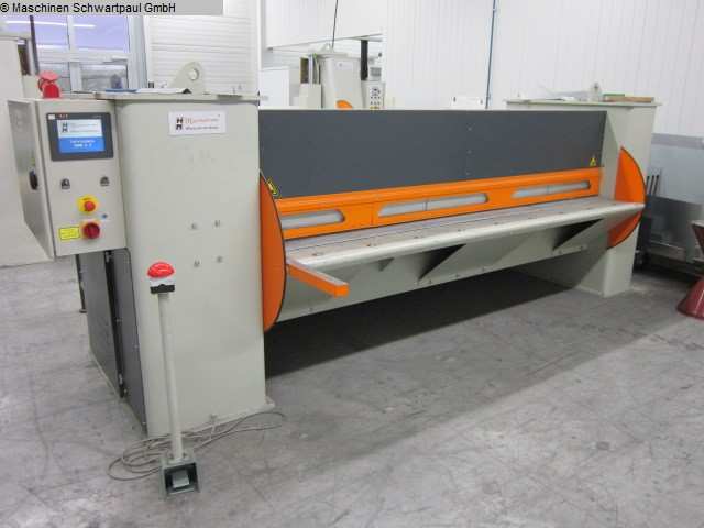 used Sheet metal working / shaeres / bending Plate Shear - Hydraulic Dr.Hochstrate TS 3000 04