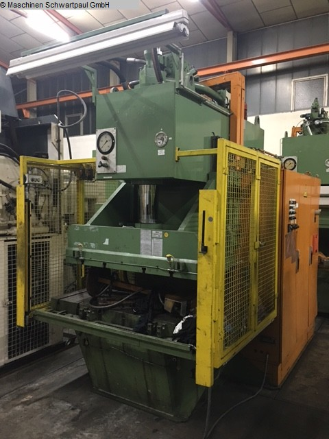 used Presses Single Column Press - Hydraulic MAE S40s