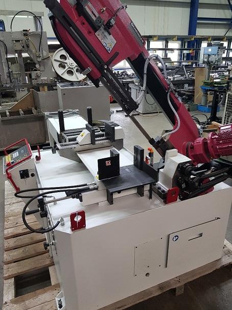 gebrauchte Maschine Bandsägeautomat - Horizontal Behringer SLB 240 A