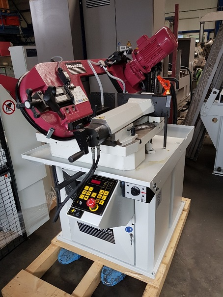 gebrauchte Maschine Bandsäge Behringer SLB 230 DG HA