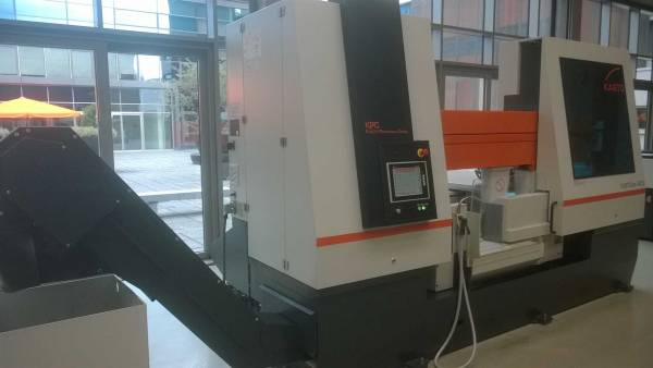 used Saws Band Saw - Automatic - Horizontal KASTO TEC AC 5 KPC