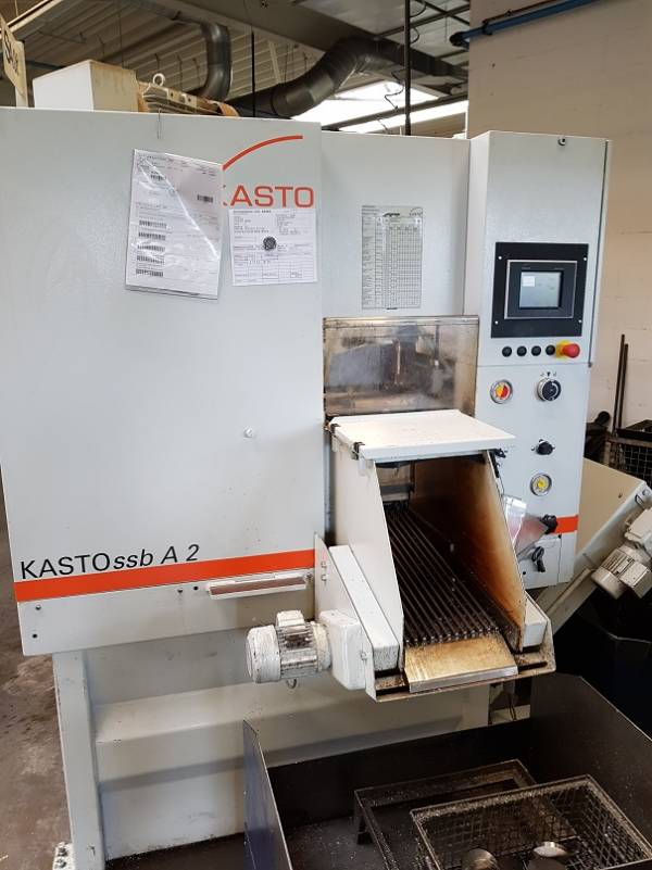 used  Band Saw - Automatic KASTO SSB 260 A2