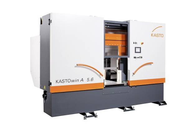 used Band Saw - Automatic KASTO win A5.6
