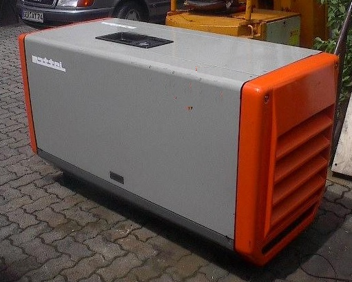gebrauchte Maschine Kompressor Mattei ERC 511H KIT