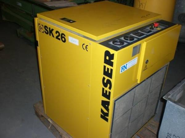 gebrauchte  Schraubenkompressor Kaeser SK 19