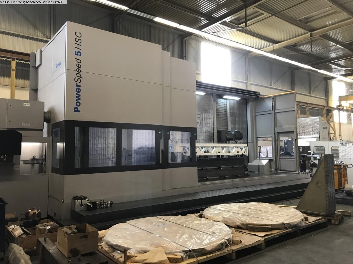 gebrauchte Maschine Bearbeitungszentrum - Universal SHW PowerSpeed 5 HSC