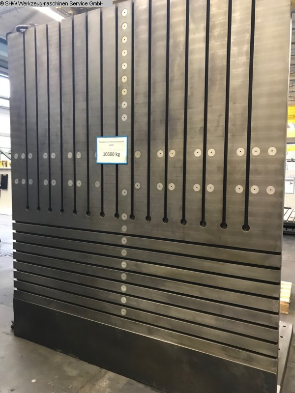 gebrauchte Maschine Aufspannwinkel  Aufspannwinkel