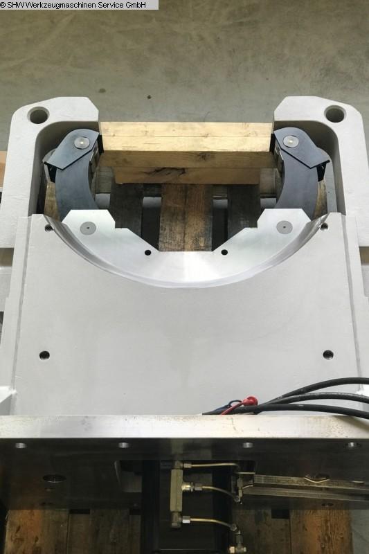 gebrauchte Maschine Bohrwerkslünette DEMMELER Luenette D125-D460
