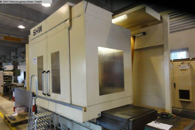 gebrauchte Fahrständerfräsmaschine SHW UniForce 5S