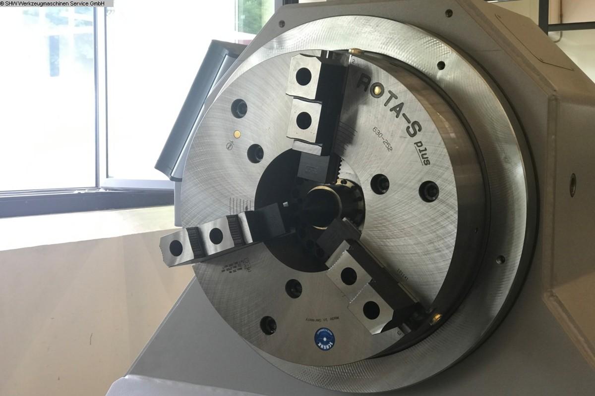 used Clamping Chuck SCHUNK Schunk Rota-S TA-S plus630-252